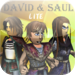 David and Saul Lite