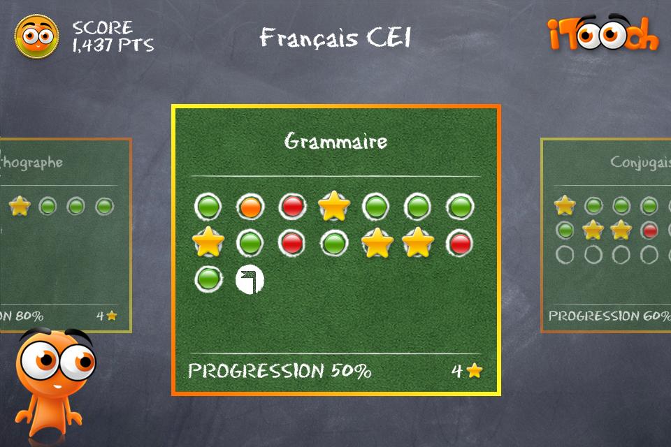 iTooch Ecole Primaire | Exercices de Maths et Français pour les classes de CP, CE1, CE2, CM1 et ...